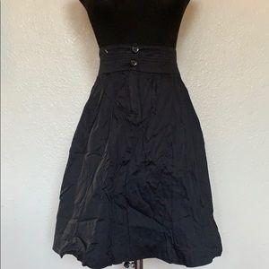 Waist High Midi Skirt